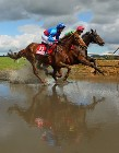 Water Splash at Punchestown