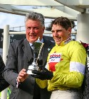 Paul Nicholls and Harry Skelton 113201